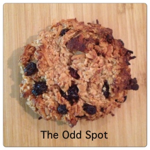 Oatmeal, Apple & Currant Cookies